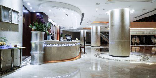 Hotel,Lobby,Interior